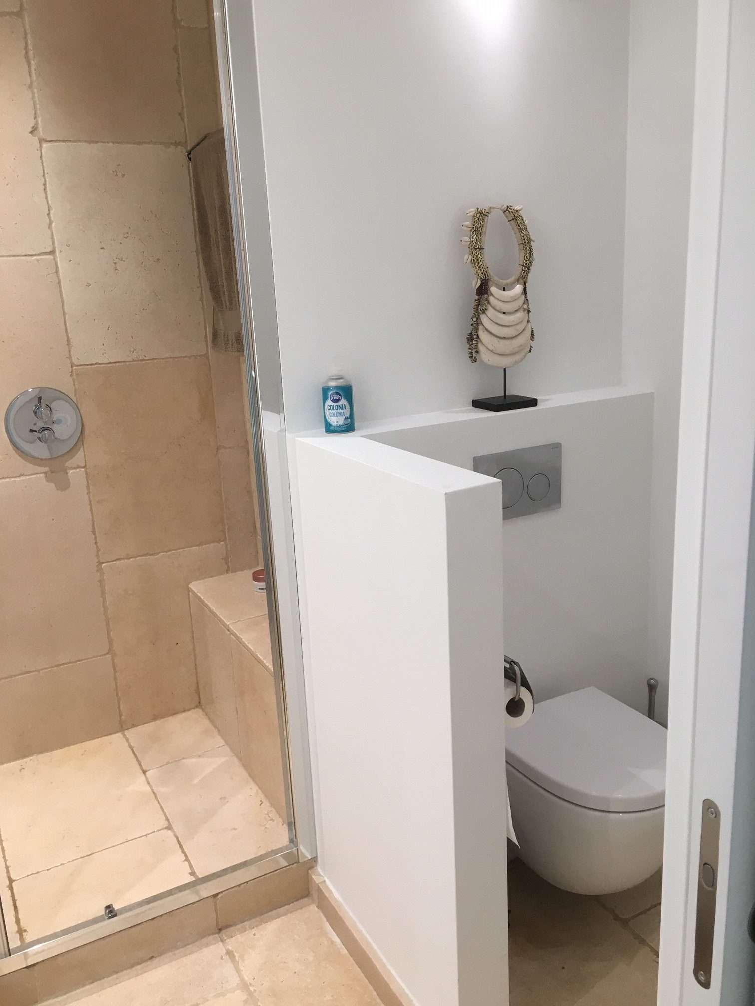 Toilet & Douche